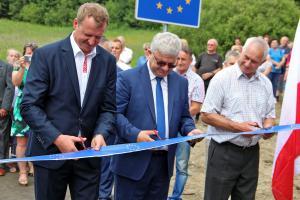 Droga ze Słowacją otwarta !